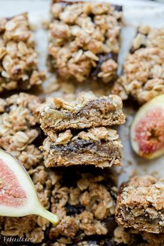 These Oatmeal Fig Ba
