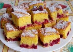 Érdekel a receptje? Kattints a képre! Food Cakes, Cake Cookies, Cupcakes, Ham, Tapas, Waffles, Cake Recipes, French Toast, Recipies