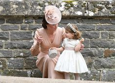 Pippa Middleton's Wedding In Photos  - HarpersBAZAAR.com