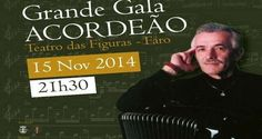 Daniel Rato em concerto, na Grande Gala de Acordeons em Faro! | Algarlife