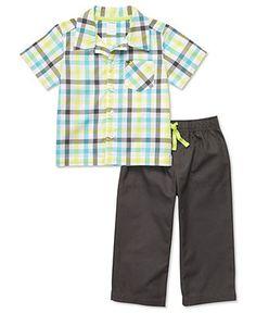 Lindo conjunto Carter's para seu pequeno homenzinho! R$ 69,90  www.meupequenocloset.com.br