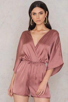 Kimono Playsuit