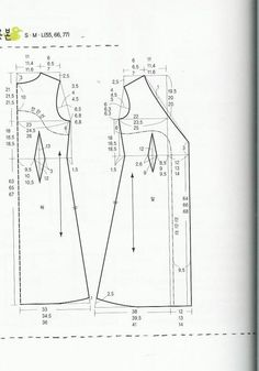 Rapskirt mother and baby as a couple - Nahen Dress Making Patterns, Easy Sewing Patterns, Make Your Own Clothes, Diy Clothes, Blouse Patterns, Clothing Patterns, Long Jackets For Women, Sewing Blouses, Japanese Sewing