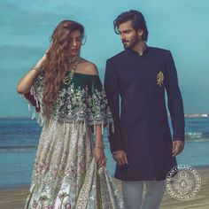 Fashion Pakistan These exquisite details have our heart racing ! Pakistani Couture, Pakistani Bridal Wear, Indian Couture, Pakistani Outfits, Indian Outfits, India Fashion, Ethnic Fashion, Asian Fashion, Women's Fashion