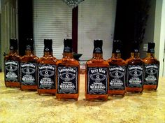 "Personalized Labels Design PDF in ""Jack Daniels"" Style Unique Sticker Wedding Favor Bachelor Groomsman on Etsy, $22.00"