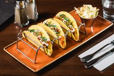 Southwest Chicken Tacos - Our new lunch menu @ 29 lei