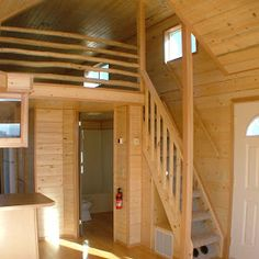 molecule tiny house design stairs interiors staircase tiny house