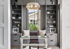 ARDSLEY DRIVE | M. Lahr Homes Home Office Organization, Bookcase, Desk, Shelves, Bedroom, Homes, Inspiration, Furniture, Offices