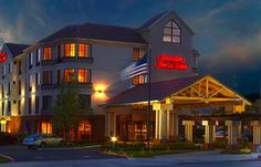 Hampton Inn & Suites San Francisco-Burlingame-Airport South - 77 rooms    http://www.hmghotels.com/hmghotels.html    ### Hotel Management Company