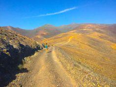 Pico de la Zarza Rundweg - Anfangs nur leichte Steigung