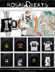 """Rosas And Beats"" t-shirts desiging and printing related by Ebay Store Design, Beats, Printing, T Shirt, Women, Fashion, Tee, Moda, Women's"