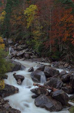 Valle de Hecho, Huesca, Spain; photo by .Siju