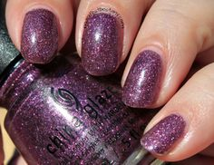 Confessions of a Sarcastic Mom: China Glaze Put A Bow On It