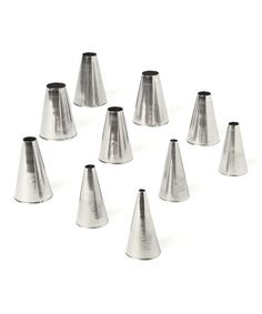 Another great find on #zulily! 10-Piece Pastry Tip Set by Ateco #zulilyfinds