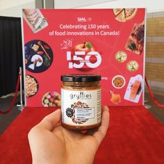 Did you get a taste of the latest and greatest grocery innovations at #SIALTO2017?     @gryllies @sial_canada   Read more about Gryllies and some of the citys other hottest startups . . . http://ift.tt/1KIppso (link in bio)  #GoNorth #CanadianLandscape #startupnorth #startuphereto #TorontoLife #toronto #community #yummy #tasty #nom #pasta #foodie #instafood #food #instagood #foodporn #crickets  #edibleinsects #ento #entomophagy #insectprotein #gryllies #crickets #healthy #sustainability…