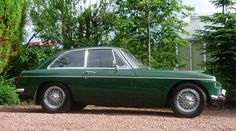 British Sports Cars, Vintage Sports Cars, Vintage Cars, British Car, Mg Mgb, 70s Cars, Morris, Car Tuning, Sport Cars