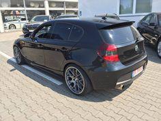 BMW 130i E87 with a M5 E60 V10