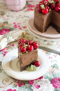, Chocolate cheesecake without oven Sweet Recipes, Cake Recipes, Dessert Recipes, Chocolate Cheesecake, Chocolate Desserts, Desserts Caramel, Cake Chocolate, Cupcakes, Cupcake Cakes