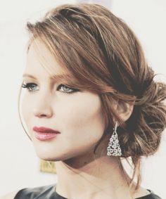 Beautiful hair:)