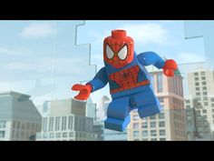 Marvel's #Lego Maximum Overload #Spiderman