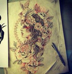 This would be a sick tattoo