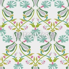 High-quality Vector Patterns from patterndesigns.com - , designed by Figen Topbaş Fukara