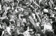 1985 Live Aid Concert at Wembley Stadium, London