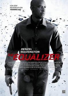 The equalizer es una próxima la película de suspenso, basada en la serie de televisión del mismo nombre de Michael Sloan y Richard Lindheim, Está protagonizada por Denzel Washington (peliculas tales como Gloria, Malcolm x, Man of fire, Flight, entre muchas mas), y Chloë Moretz, (Let in me, Hick, Big mamma2, 500 days of summer, Sombras tenebrosas, Kick ass 1&2) #TheEqualizer #ElJusticiero #DenzelWashington