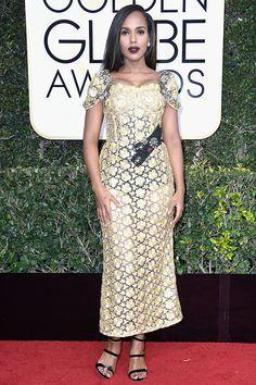 Лучшие платья премии «Золотой глобус 2017» | Мода | Выход в свет | VOGUE