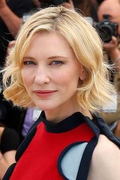 Cate Blanchett wonderful look