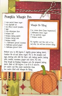 Paper Cottage: Recipe Kit to Go for week of 10/29/12