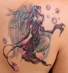 Fairy Tattoos | Fairy Tattoo Designs