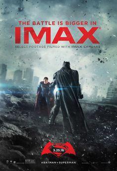 Batman V Superman : Nouvelles affiches