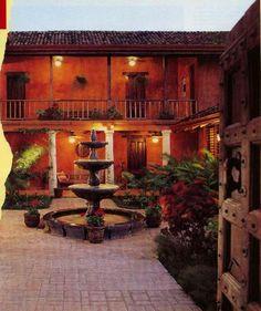Love a courtyard