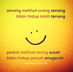 Senang melihat orang senang, bikin hidup lebih tenang. Peduli melihat orang susah, bikin hidup penuh anugerah. So, ngga usah iri ayo kita tingkatkan empati :) - www.belajarforex.biz #motivasi #motivation #motivator #inspirasi #renungan #quotes #morning #pagi #ID #indonesia #jakarta #photooftheday #day #photo #iphonesia