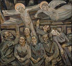 Tyko Sallinen, Hihhulit, 1918
