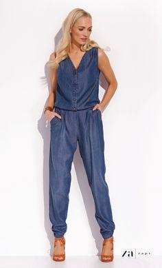 Kombinezon a'la jeans Mimi