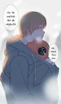 Anime: Gintama Personagens: Okita Sougo e Kagura Anime Love Couple, Manga Couple, Anime Couples Manga, Cute Anime Couples, Kawaii Anime, Anime W, Fanarts Anime, Photo Couple Amoureux, Okikagu Doujinshi