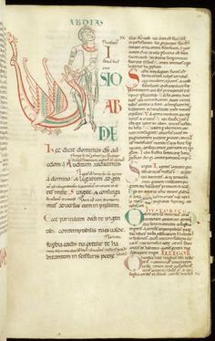 Bible, M.962 fol. 55r - Images from Medieval and Renaissance Manuscripts - The Morgan Library & Museum