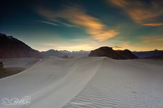 Shiger Desert Area , Skardu