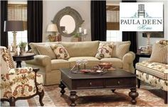 Get inspired by Traditional Living Room Design photo by Wayfair. Wayfair lets you find the designer products in the photo and get ideas from thousands of other Traditional Living Room Design photos. Traditional Living Room, Neutral Living Room Design, Home And Living, Furniture, Home Living Room, Home Furniture, Dining Room Furniture Collections, Paula Deen Furniture, Room Design