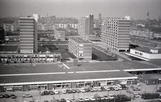 Poptahof Delft (jaartal: 1960 tot 1970) - Foto's SERC