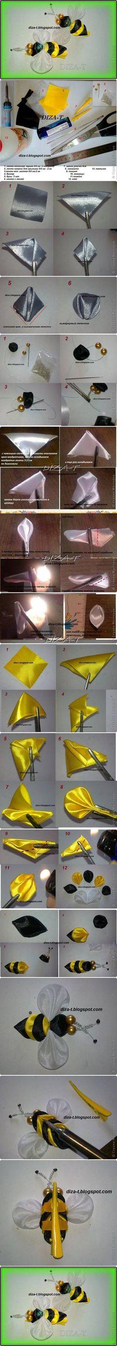 DIY Clip Bee dIY Projects
