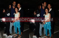 Watch: Arjun Rampal And Mehr Share The Most Adorable Welcome Moment!
