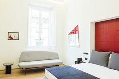 Milu Hotel by studioDO, Florence – Italy » Retail Design Blog