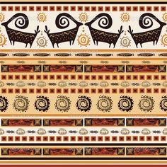 традиционные африканские орнаменты - Поиск в Google