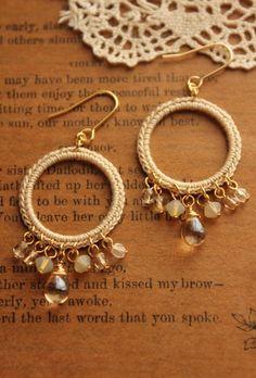 miyachika rev crochet earrings