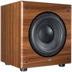 The Acoustic Energy Neo 8 Subwoofer is yet another completely new design and is easily AE's best ever budget sub.