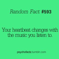 And heavy percussion can cause your heart to go arrhythmic.