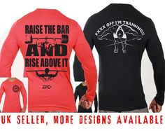 Bodybuilding Clothing, Men's Clothing, Mma, Colorful Shirts, Training, Workout, Link, Long Sleeve, T Shirt